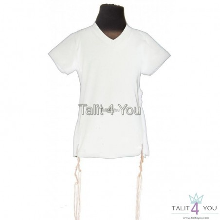 Tee-shirt Tzitzit shildren