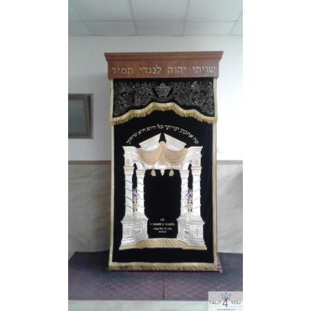Parokhet  Arc de Vilna