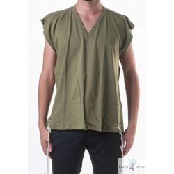 Olive Drab Cotton Comfort Undershirt Tzitzit