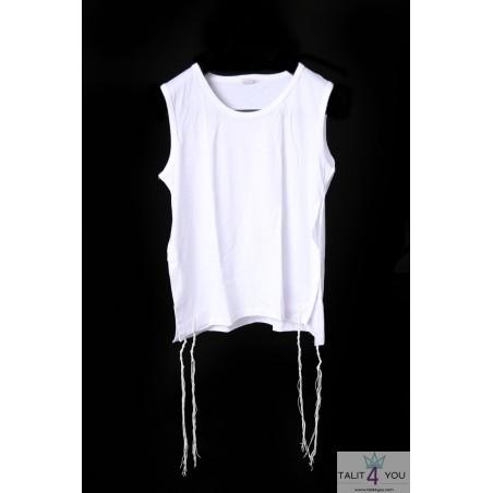 Tzitzit Camiseta algodon Mehoudar