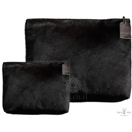 Talit and Tefilin Bags made of fur real