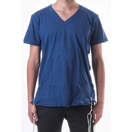 חולצה ציצית כחול מהודר