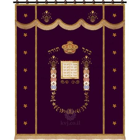 Parokhet du Rabbi Habad