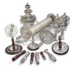 ACCESSORIES FOR TORAH